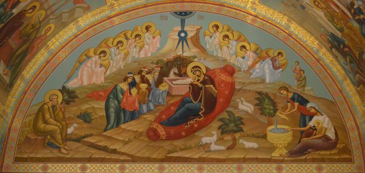 Библейские чтения на Рождество Христово