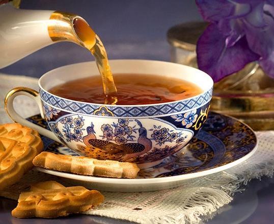 Душевные беседы за чаем