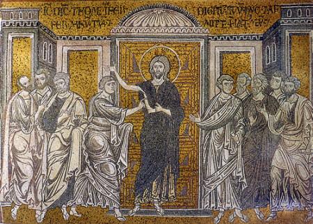 Неделя 2-я по Пасхе (Антипасха). Воспоминание уверения апостола Фомы