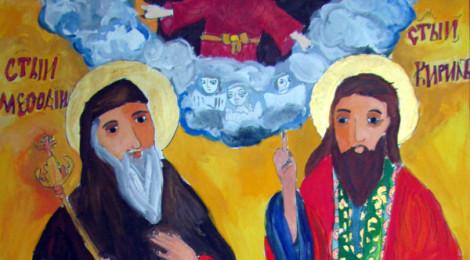 АНОНС: Открытие выставки международного конкурса детских рисунков «Славянский родник»