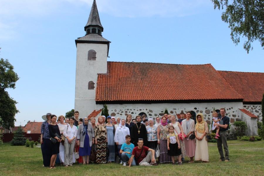 Паломничество по монастырям области